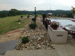 River Stone Landscaping from Affordable Landscaping Supplies