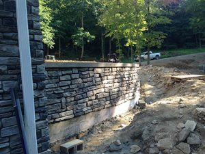 Retaining Walls by Affordable Landscaping Supplies